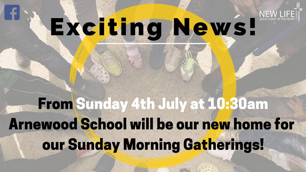 New Life Church at Arnewood School